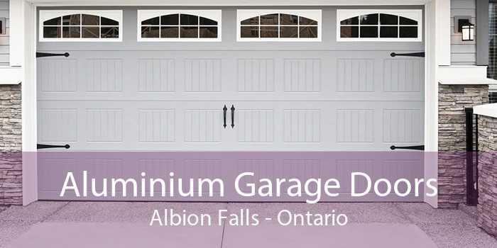 Aluminium Garage Doors Albion Falls - Ontario