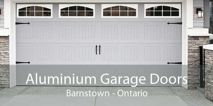 Aluminium Garage Doors Barnstown - Ontario