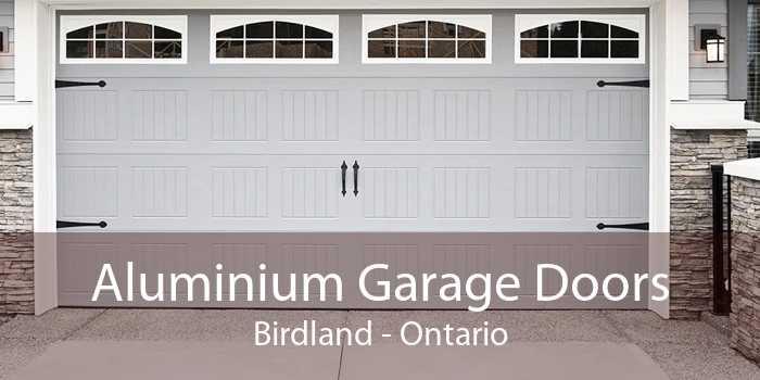 Aluminium Garage Doors Birdland - Ontario