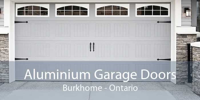 Aluminium Garage Doors Burkhome - Ontario