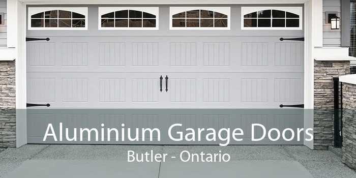 Aluminium Garage Doors Butler - Ontario