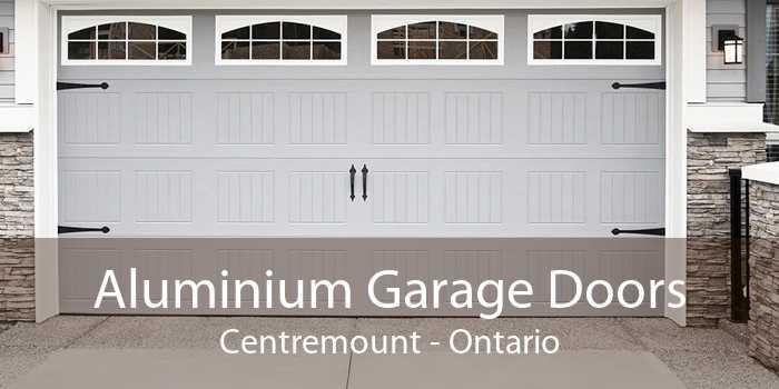 Aluminium Garage Doors Centremount - Ontario