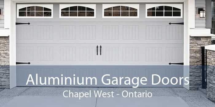 Aluminium Garage Doors Chapel West - Ontario