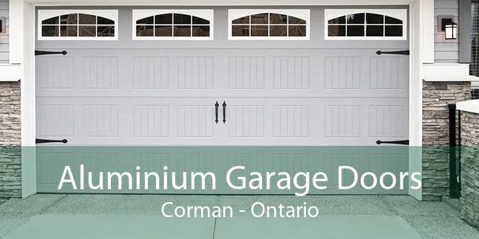 Aluminium Garage Doors Corman - Ontario