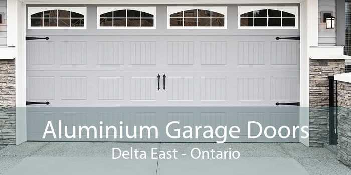 Aluminium Garage Doors Delta East - Ontario