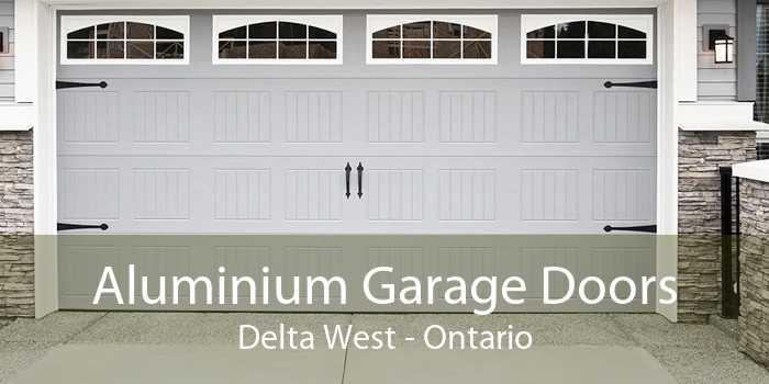 Aluminium Garage Doors Delta West - Ontario