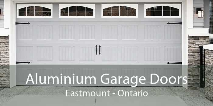 Aluminium Garage Doors Eastmount - Ontario