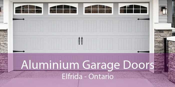 Aluminium Garage Doors Elfrida - Ontario