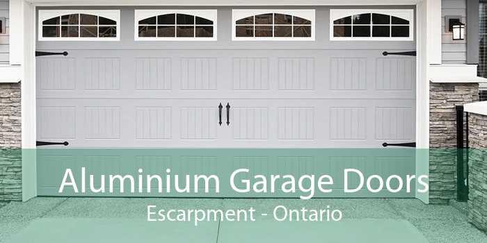Aluminium Garage Doors Escarpment - Ontario