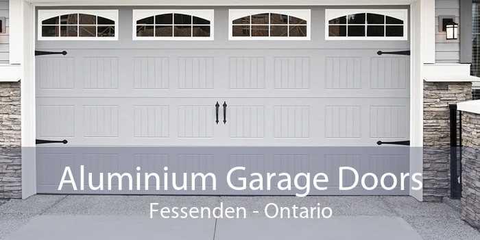 Aluminium Garage Doors Fessenden - Ontario