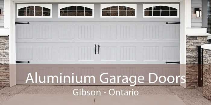 Aluminium Garage Doors Gibson - Ontario