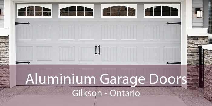 Aluminium Garage Doors Gilkson - Ontario