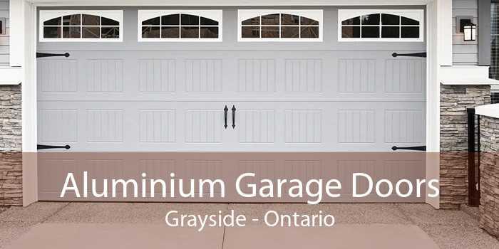 Aluminium Garage Doors Grayside - Ontario