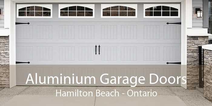 Aluminium Garage Doors Hamilton Beach - Ontario