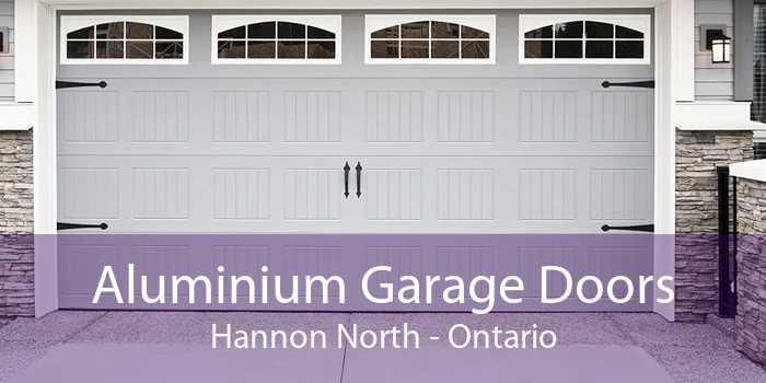 Aluminium Garage Doors Hannon North - Ontario
