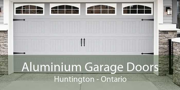 Aluminium Garage Doors Huntington - Ontario