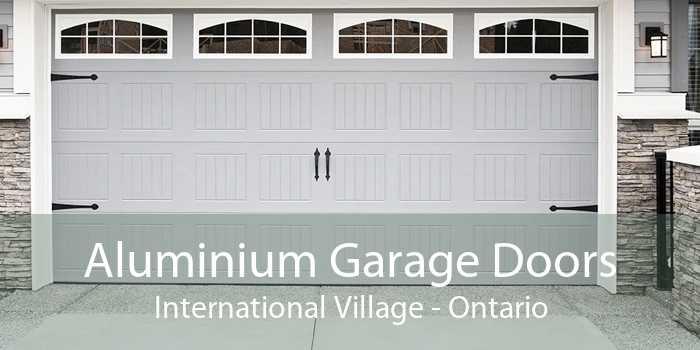 Aluminium Garage Doors International Village - Ontario
