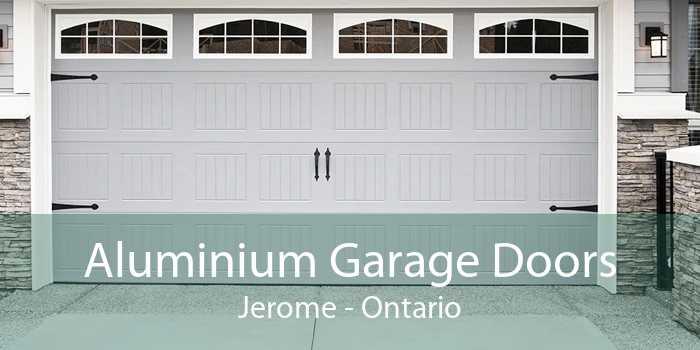Aluminium Garage Doors Jerome - Ontario