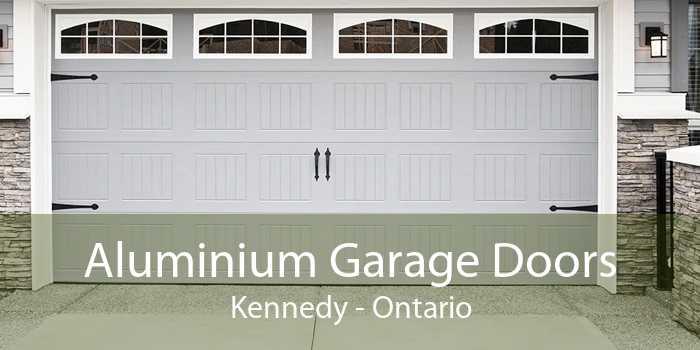 Aluminium Garage Doors Kennedy - Ontario