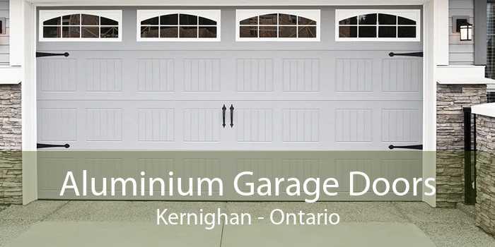 Aluminium Garage Doors Kernighan - Ontario