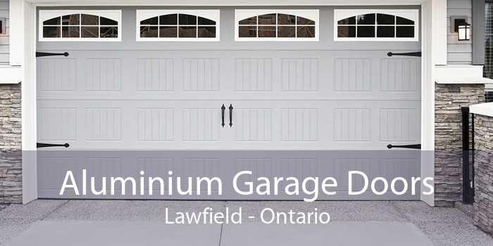 Aluminium Garage Doors Lawfield - Ontario