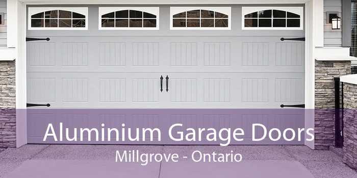Aluminium Garage Doors Millgrove - Ontario