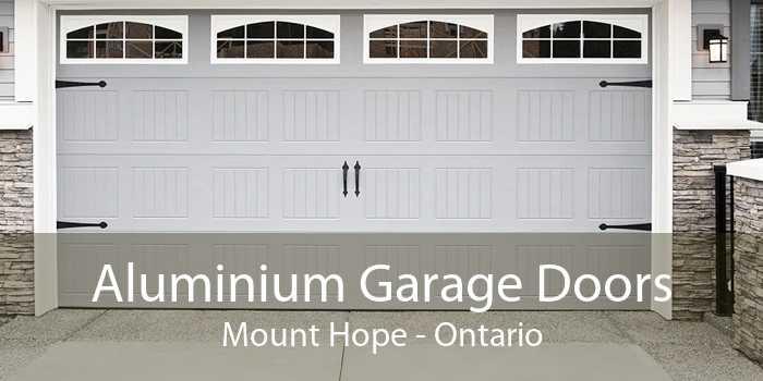 Aluminium Garage Doors Mount Hope - Ontario