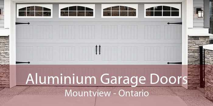 Aluminium Garage Doors Mountview - Ontario