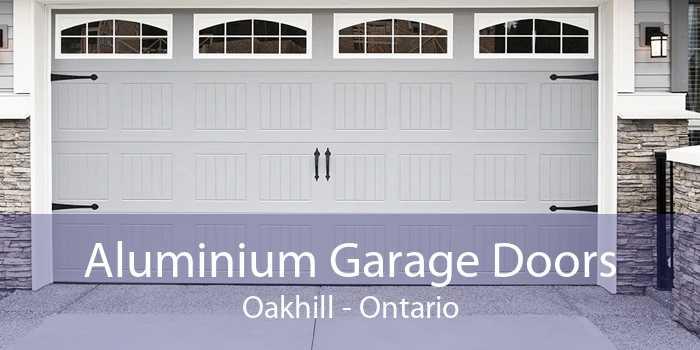 Aluminium Garage Doors Oakhill - Ontario