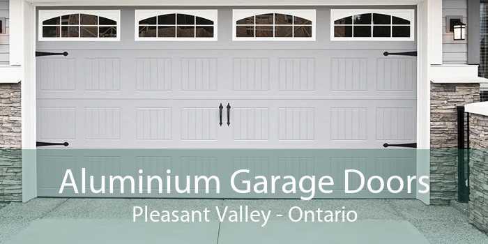 Aluminium Garage Doors Pleasant Valley - Ontario