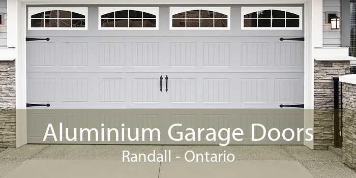 Aluminium Garage Doors Randall - Ontario