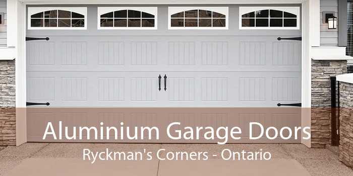 Aluminium Garage Doors Ryckman's Corners - Ontario