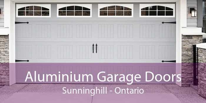 Aluminium Garage Doors Sunninghill - Ontario
