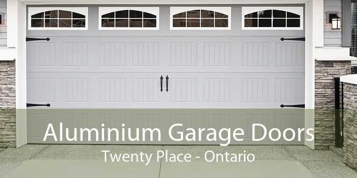 Aluminium Garage Doors Twenty Place - Ontario