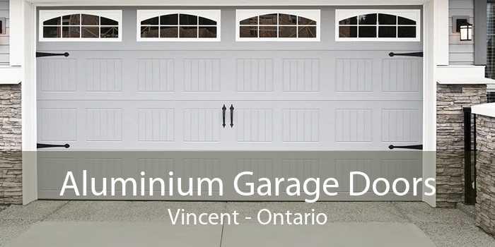 Aluminium Garage Doors Vincent - Ontario