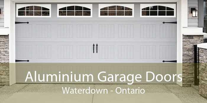 Aluminium Garage Doors Waterdown - Ontario