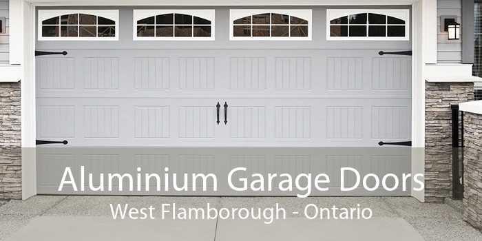 Aluminium Garage Doors West Flamborough - Ontario