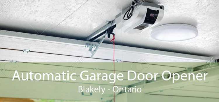 Automatic Garage Door Opener Blakely - Ontario