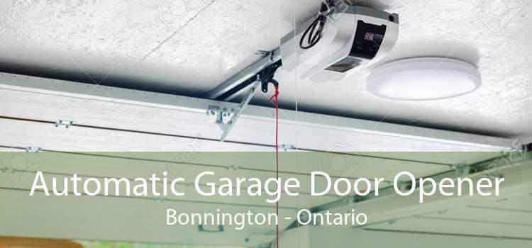Automatic Garage Door Opener Bonnington - Ontario