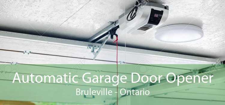 Automatic Garage Door Opener Bruleville - Ontario