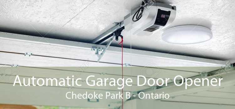Automatic Garage Door Opener Chedoke Park B - Ontario