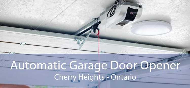 Automatic Garage Door Opener Cherry Heights - Ontario