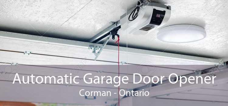 Automatic Garage Door Opener Corman - Ontario