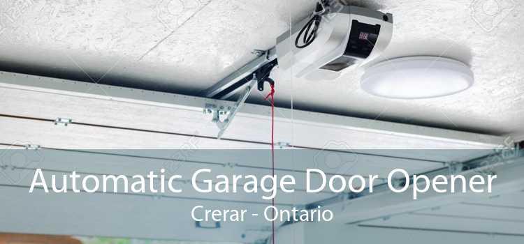 Automatic Garage Door Opener Crerar - Ontario