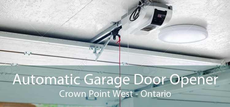 Automatic Garage Door Opener Crown Point West - Ontario