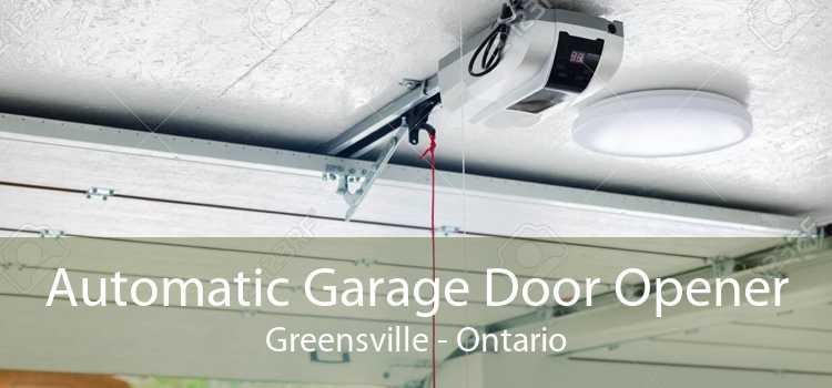 Automatic Garage Door Opener Greensville - Ontario