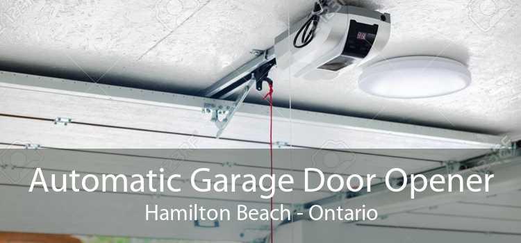 Automatic Garage Door Opener Hamilton Beach - Ontario