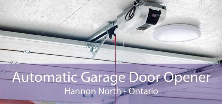 Automatic Garage Door Opener Hannon North - Ontario