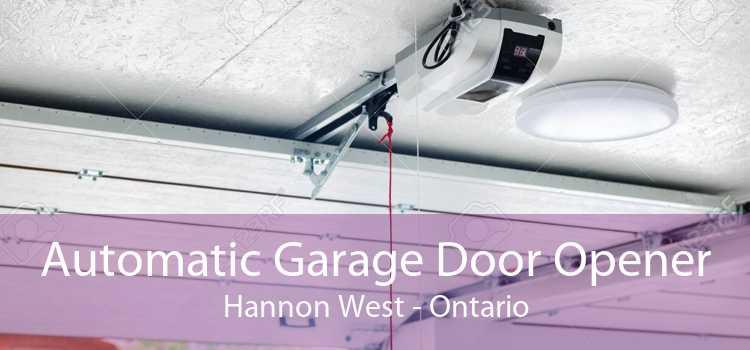 Automatic Garage Door Opener Hannon West - Ontario
