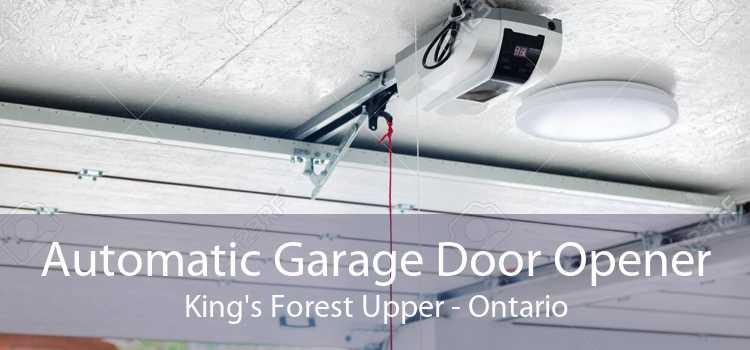Automatic Garage Door Opener King's Forest Upper - Ontario